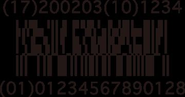 バー コード 次元 2